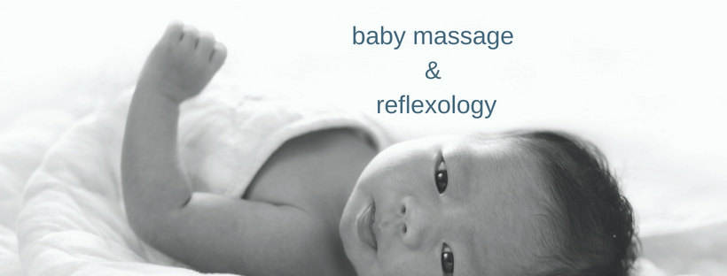 Tiny toes baby massage & reflexology