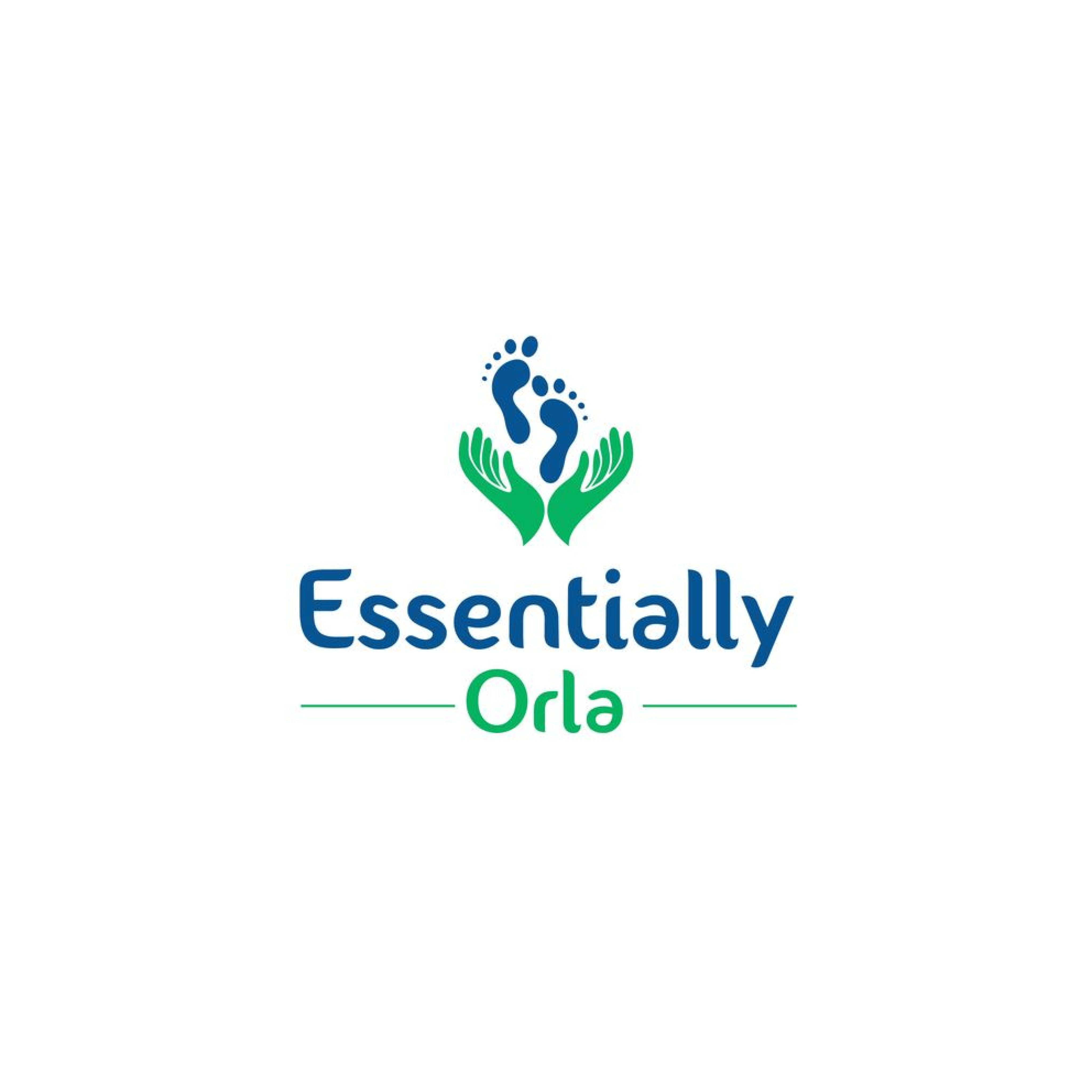 Essentially Orla Reflexology essential oils